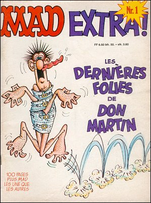 Image result for don martin, + french